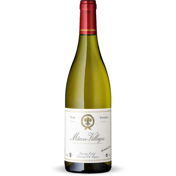 Mâcon-Villages Blanc AOC 2017 - 75cl